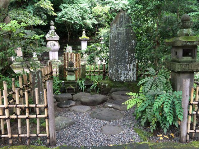 イッキの墓